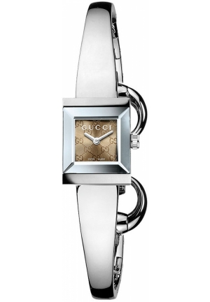 Gucci Watch, Women's Swiss Stainless Steel Bangle Bracelet  14mm