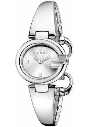 Guccissima Stainless Steel Bangle Watch  27mm