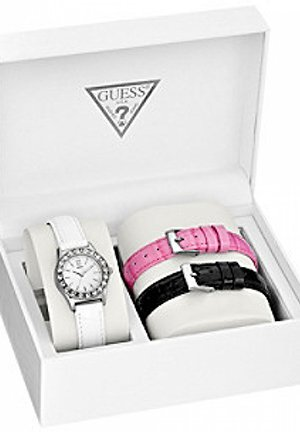 Guess Women's Silver Watch 38mm