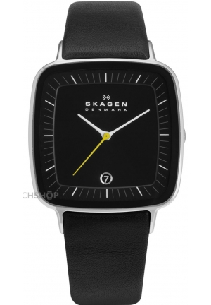 Skagen White Label Analog Display Analog Quartz