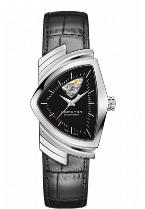 HAMILTON VENTURA OPEN HEART WATCH 34.7MM X 53.5MM
