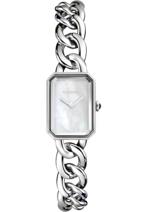 PREMIERE MOTHER OF PEARL DIAL STAINLESS STEEL LADIES H3249 22MM