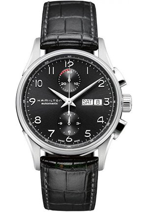 Conservation Auto Chrono Black Watch H32576735 41mm