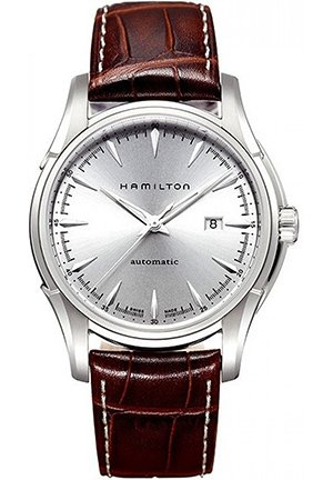Hamilton Jazzmaster Viewmatic Silver Dial Men's Watch 44mm H32715551