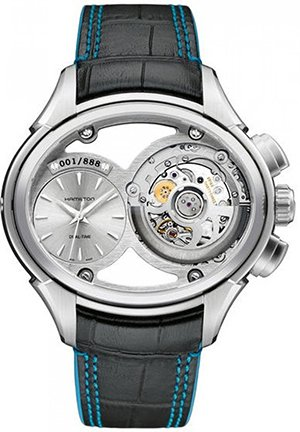 American Classic Jazzmaster Face 2 Face Mens Watch 53mm H32856705