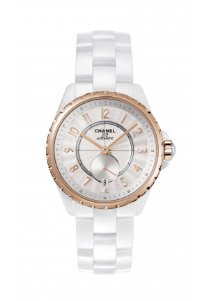 J12 CLASSIC CERAMIC WHITE AUTOMATIC 36.5MM