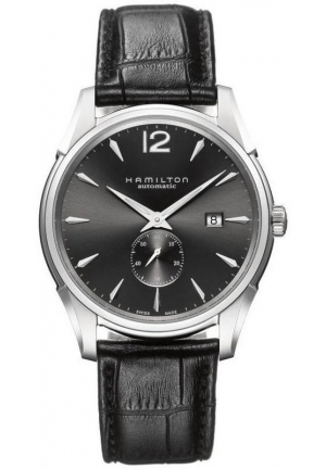 Hamilton H38655785 Jazzmaster Slim Small Second Mens Watch