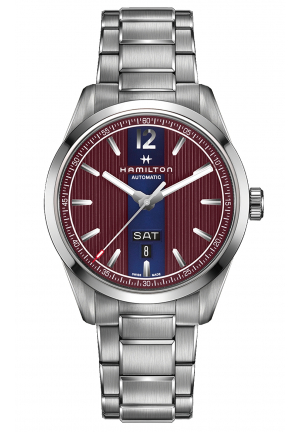 BROADWAY DAY DATE AUTO H43515175, 42MM
