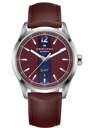 BROADWAY DAY DATE AUTO H43515875, 42MM
