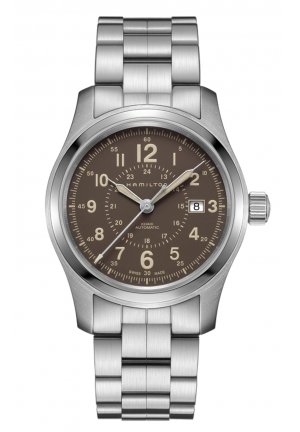 KHAKI FIELD AUTO MEN'S WATCH H70605193, 42MM
