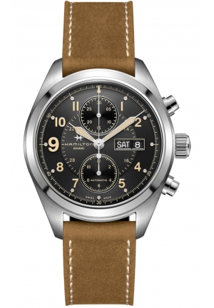 KHAKI FIELD AUTO CHRONO H71616535, 42MM