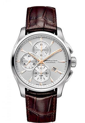 Hamilton JazzMaster Auto Chrono Men's Watch 42mm H32596551