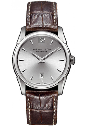 Hamilton Men's Jazzmaster Silver Dial Watch 40mm H38515555