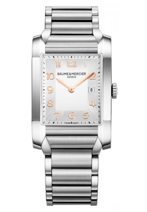 BAUME & MERCIER Milleis Steel Midsize Watch 27.1 mm