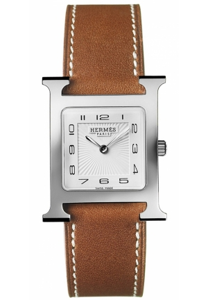 HERMES Hermes Series H Hour Medium 26mm X 26mm