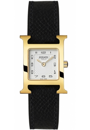 HERMES Hermes Series H Hour Small 21mm X 21mm