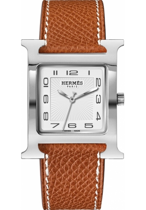 Hermes Series H Hour Large 30.5mm X 30.5mm