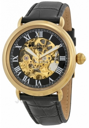 Heritor  Automatic Mens Watch 44mm