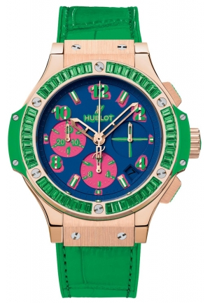 HUBLOT Big Bang Pop Art Yellow Gold Apple 41mm. 341.VG.5199.LR.1922.POP14