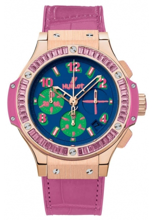HUBLOT Big Bang Pop Art Yellow Gold Rose. 341.VP.5199.LR.1933.POP14