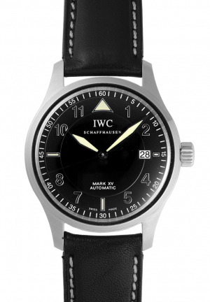 IWC Pilot Mark XV Fish Crown