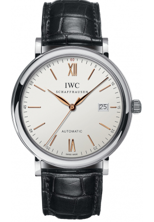 IWC IW356517 PORTOFINO AUTOMATIC MENS WATCH 40MM