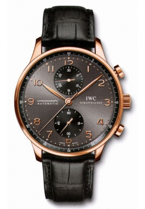 IWC IWC Series Portuguese Automatic Chronograph IW371482 40.9mm