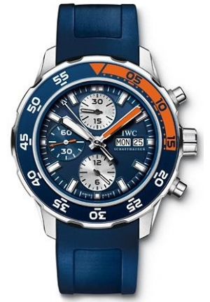 IWC Aquatimer Automatic Chronograph IW376704 45.5mm