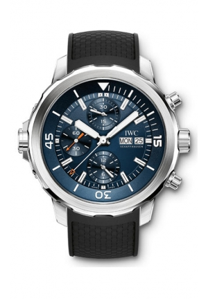 IWC Aquatimer Chronograph - Edition Expedition Jacques-Yves Cousteau IW376805 44mm