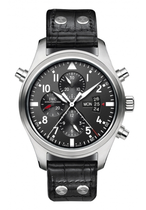 IWC IWC Series Pilot's Watch Double Chronograph IW377801 46mm
