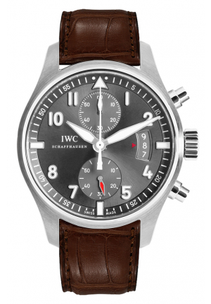 IWC Pilot's Spitfire Chronograph 	IW387802