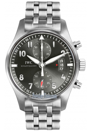 IWC Pilot's Spitfire Chronograph 	IW387804