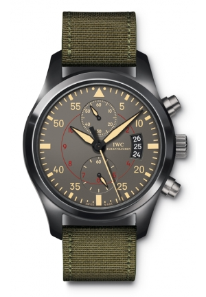 IWC Big Pilot Chronograph Top Gun Miramar IW388002 46mm