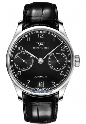 IWC Portugieser 7 Day Power Reserve IW500703