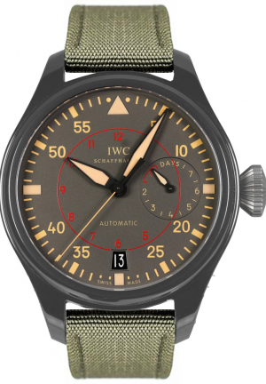 IWC Big Pilots Watch Top Gun Miramar