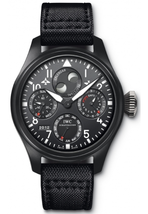 IWC Big Pilot's Watch Perpetual Calendar TOP GUN IW502902 48mm
