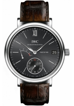 IWC IWC Series Portofino Hand Wound Eight Days IW510102 45mm