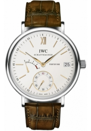 IWC IWC Series Portofino Hand Wound Eight Days IW510103 45mm