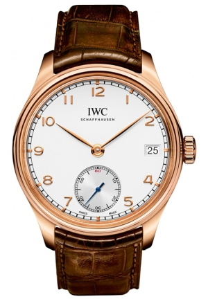 IWC Portugieser Hand-Wound Eight Days IW510204 43mm