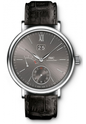 IWC Portofino Hand Wound Big Date Eight Days IW516101 45mm