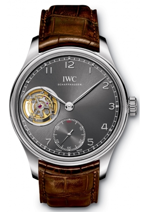 IWC Portugieser Tourbillon Hand-Wound IW546301 43mm
