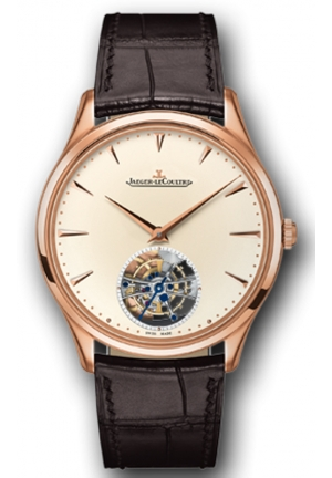 JAEGER LECOULTRE Master Ultra Thin Tourbillon 40mm