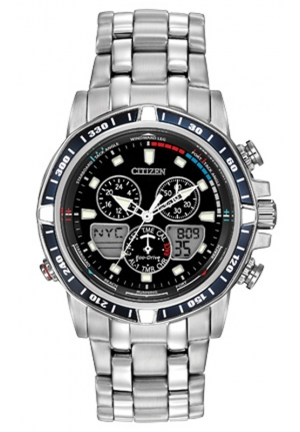 Citizen Men's Sailhawk Japanese Quartz Silver Analog Watch