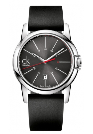 CALVIN KLEIN Casual Collection Select Black Dial Men's watch