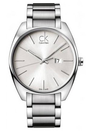 CALVIN KLEIN Men's Swiss Stainless Steel Bracelet 44mm