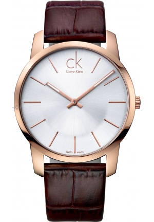 CALVIN KLEIN MEN'S CITY WATCH