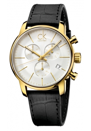 CALVIN KLEIN Calvin Klein ck Men's City Chronograph Dress Watch