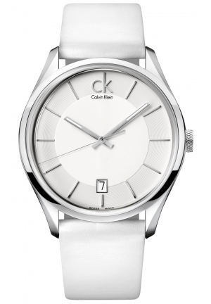 CALVIN KLEIN Masculine Men's Quartz Watch 42MM