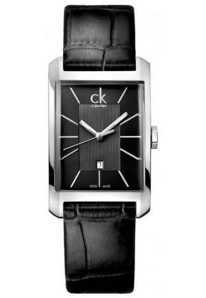 CALVIN KLEIN LADIES' WINDOW WATCH