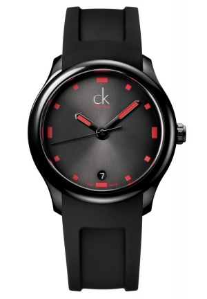 CALVIN KLEIN Visible Men's Quartz Watch 41mm